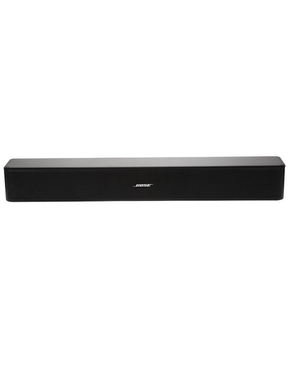 cf53adc7e9f Sistema de sonido para TV Bose Solo 5 Precio Lista